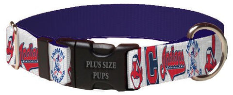 Dog Collar - Cleveland Indians