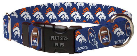 Dog Collar - NFL Denver Broncos