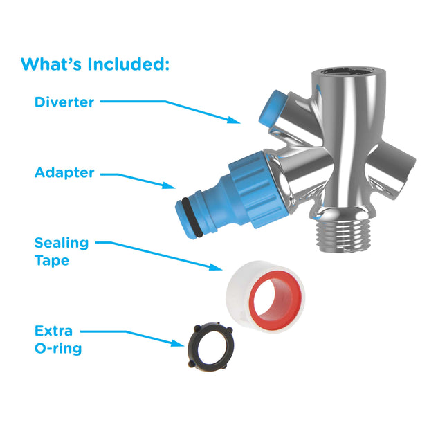 Replacement Diverter Adapter