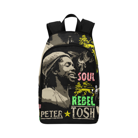 peter tosh backpack Adult Casual Backpack