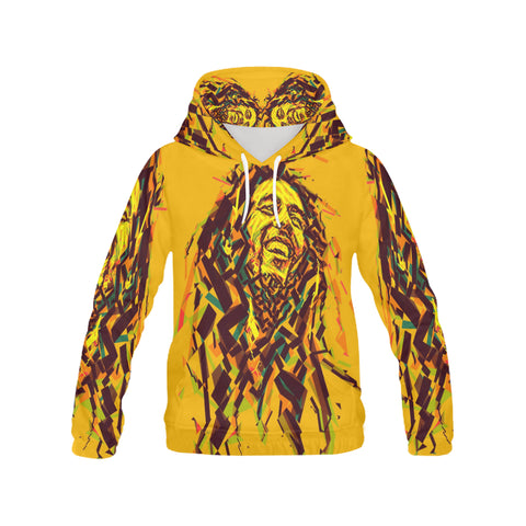 3D bob marley hoodie Men's All Over Print Hoodie (USA Sizes)