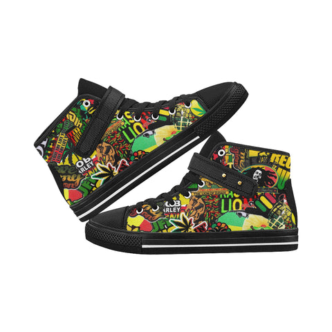 8a9b675fce2a Bob Marley Lion Converse Hand Painted Custom Shoes One Of A Kind Canvas  Early Christmas. Sandi Pointe Virtual Library Of Collections