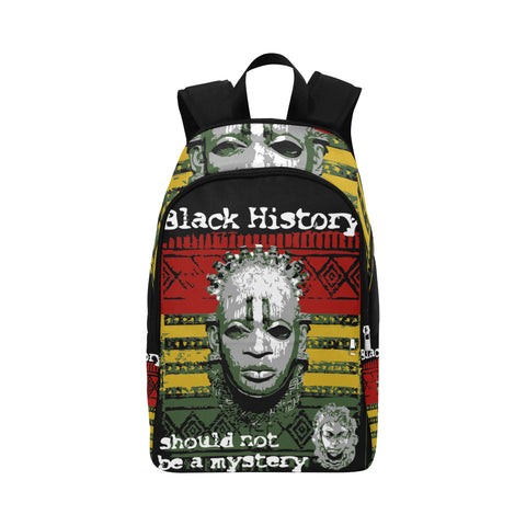 Black History Adult Casual Backpack