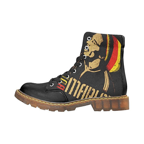 Bob Marley Dr Martens Men's Winter Boots