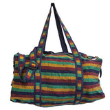 Rasta Cotton Travel Bag