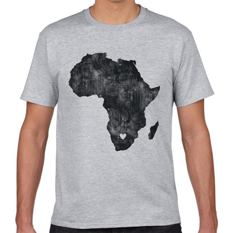 Liberation Africa Power Cotton  t shirt