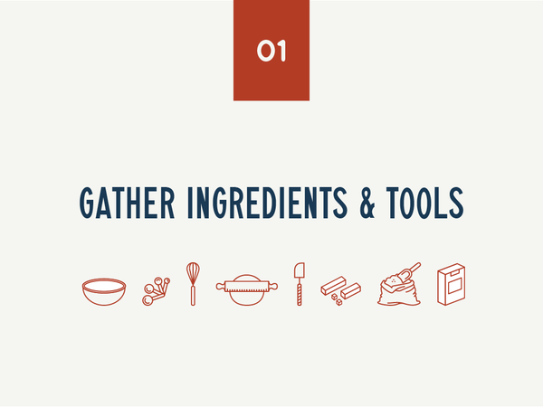 Gather Ingredients