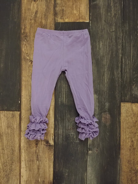 Light Purple Icing Leggings