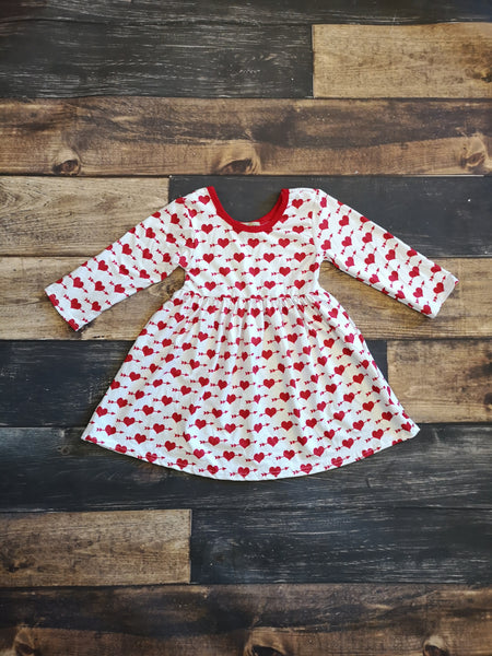 Cupid Valentine's Dress