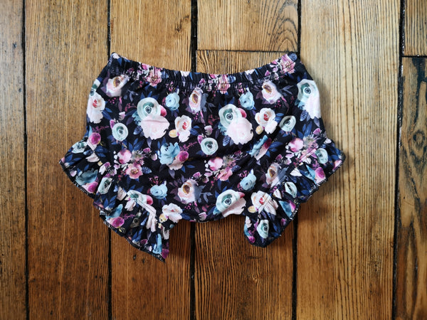 Floral Bloomer Shorts - Preorder Only