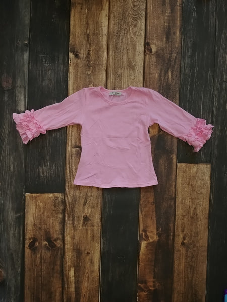 Pink Icing Long Sleeve Shirt