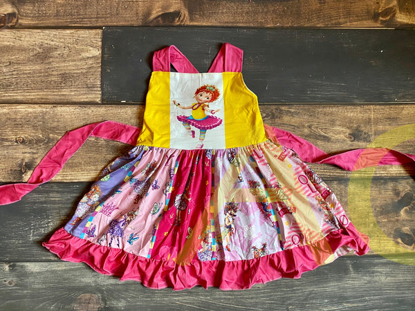 Fancy Nancy Twirly Tank Dress