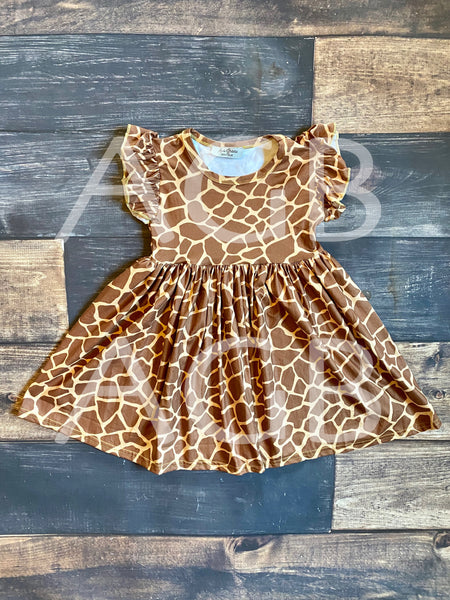 Giraffe Print Collection - Preorder