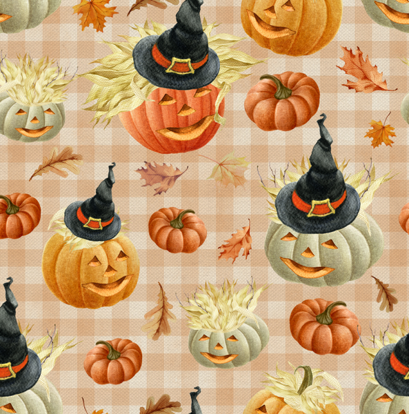 Witch Pumpkin Collection - Preorder