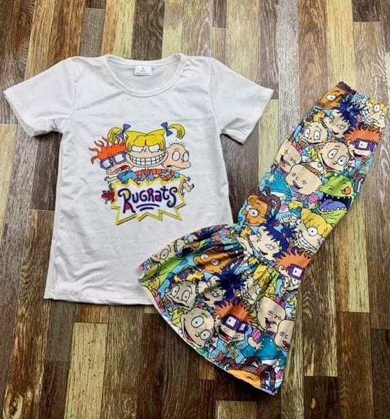 Rugrats Top and Belle Bottom Set