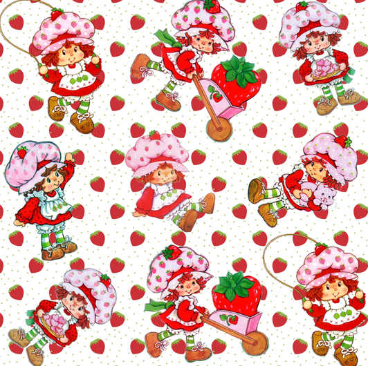 Strawberry Shortcakes Print A Collection - Preorder