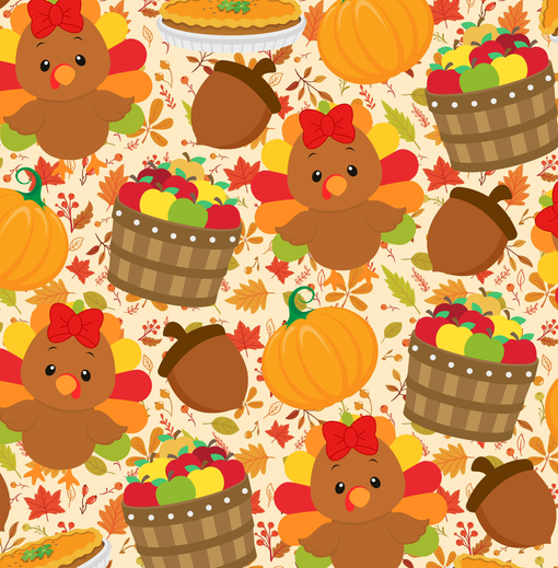 Turkey Thanksgiving Collection - Preorder