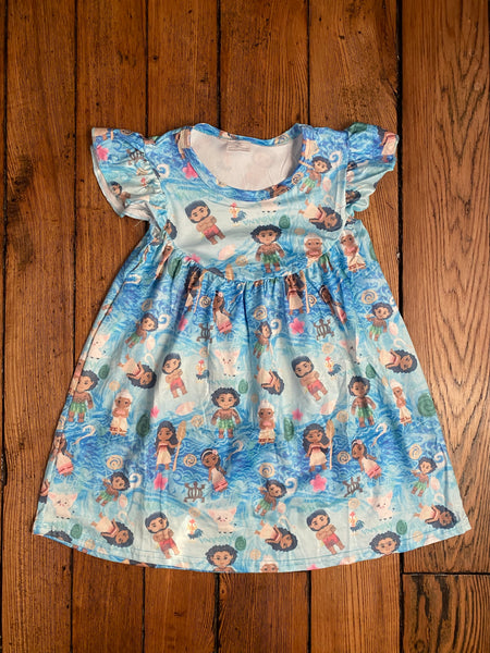 Moana Pearl Dress