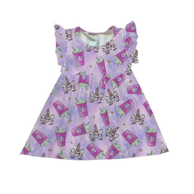 dc88cfa1a SB Purple Unicorn Inspired Dress and Top - Preorder