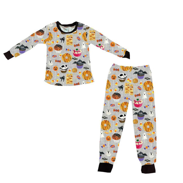 Halloween Pajama 2 Pieces Collection Unisex - Preorder