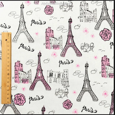 Paris and Eiffel Print Collection - Preorder