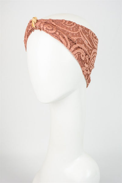 HARMONY HEADBAND - COPPER