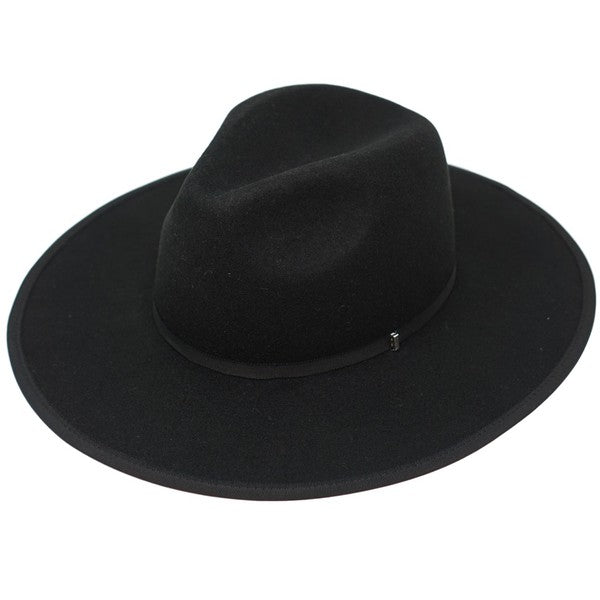 BAMA RANCHER HAT (YOUTH) - BLACK