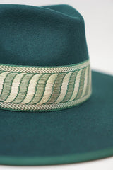 CLEM HAT - GREEN