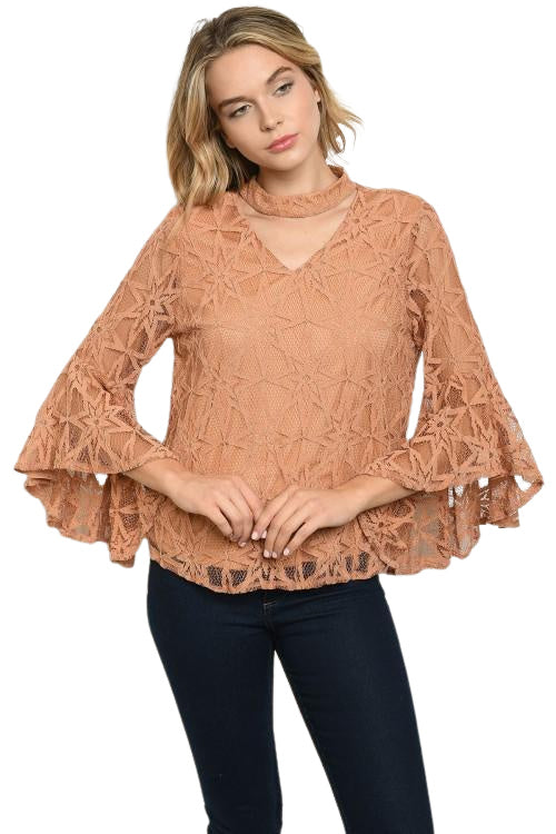COPPERTUNITY TOP