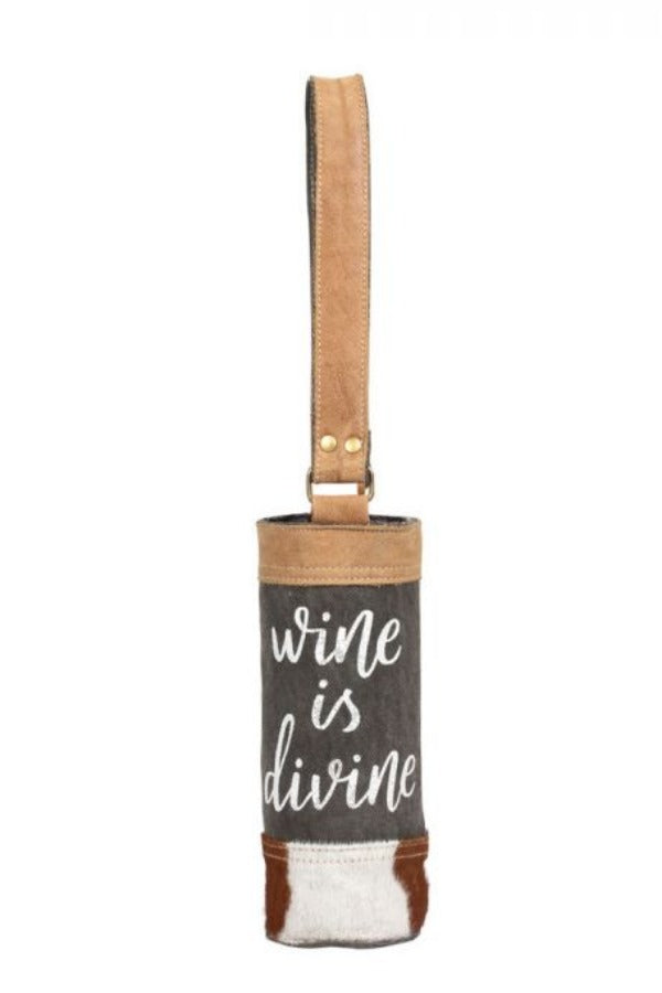 DELIGHTFUL WINE BAG