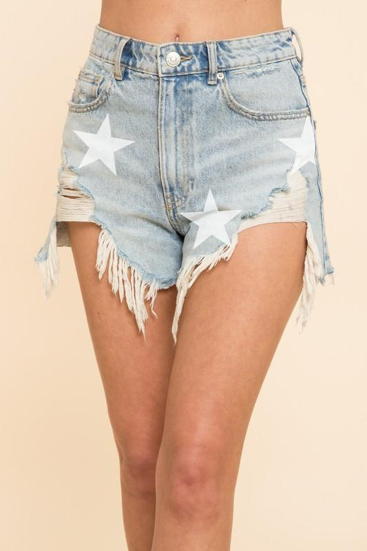 GALACTIC CUT OFFS - DENIM