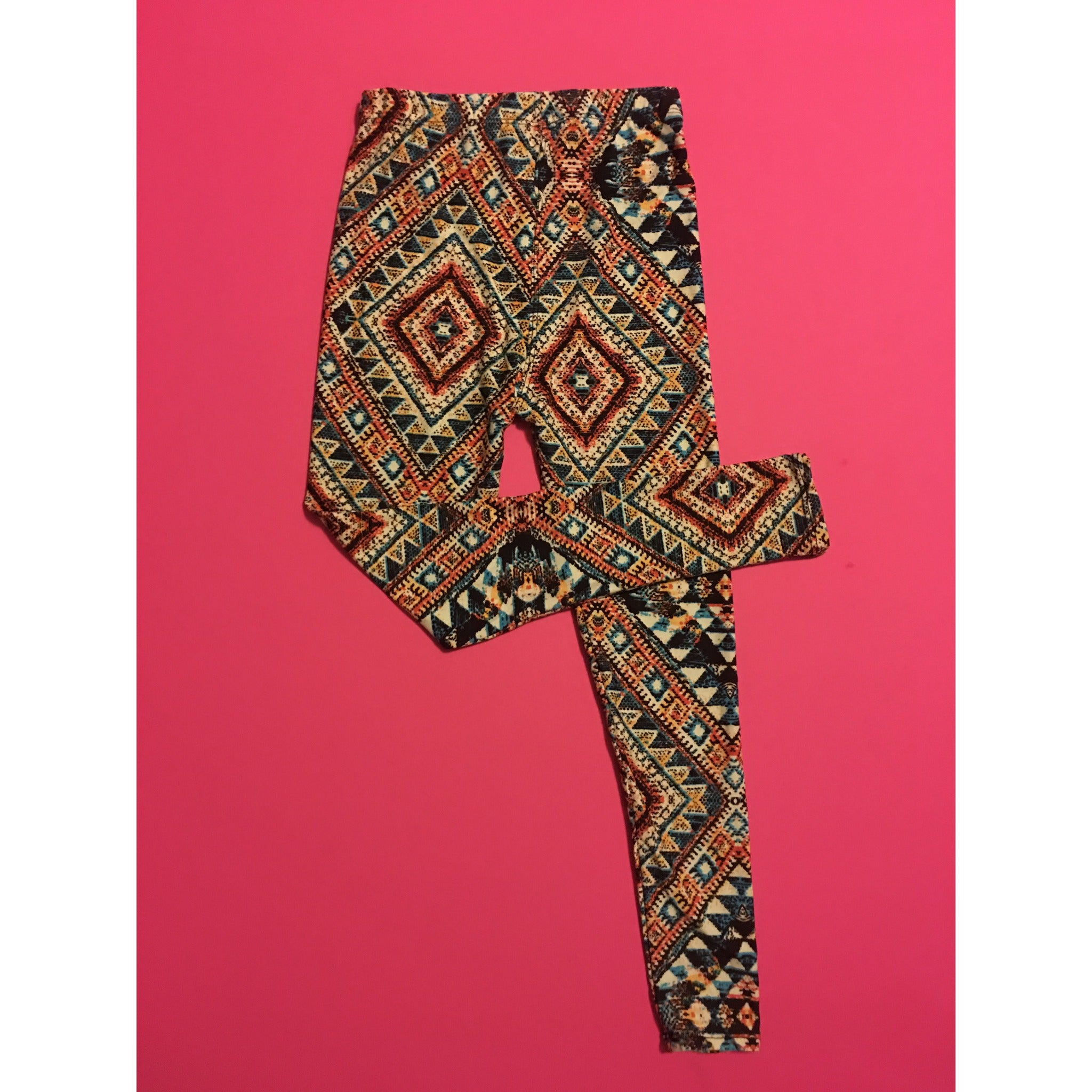 Rustic Ranch Leggings