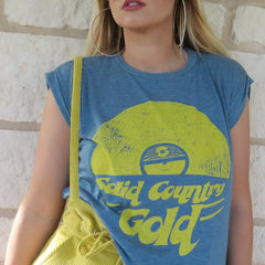COUNTRY GOLD TEE