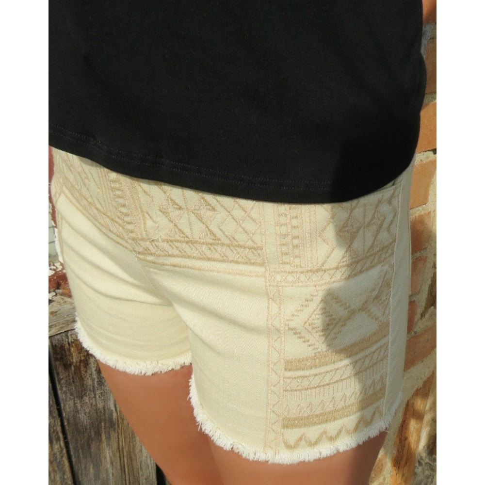 SUNSET NUDE SHORTS