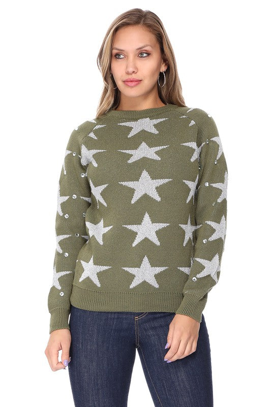 POP STAR SWEATER