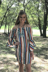 SERAPE PASS DRESS