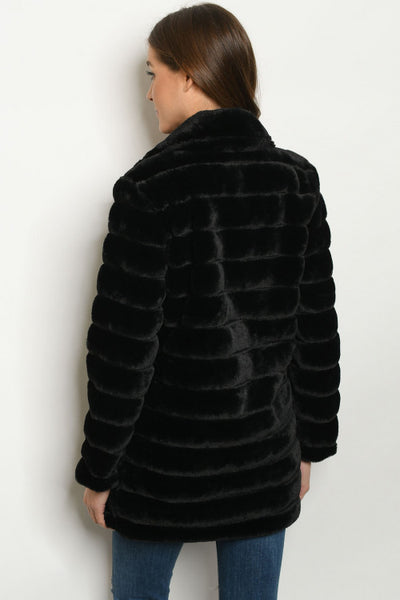 VOGUE JACKET - BLACK