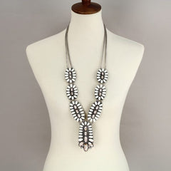 CATALINA NECKLACE - WHITE