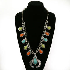 CHESAPEAKE SQUASH NECKLACE