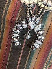 HOLSTEIN SQUASH NECKLACE