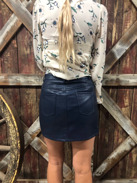 BLUE RIDGE SKIRT