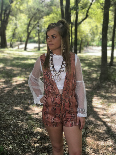 COPPERHEAD ROAD SHORTALLS