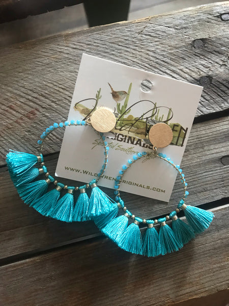 SMITHVILLE EARRINGS