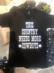 THIS COUNTRY TEE - MISSES & PLUS