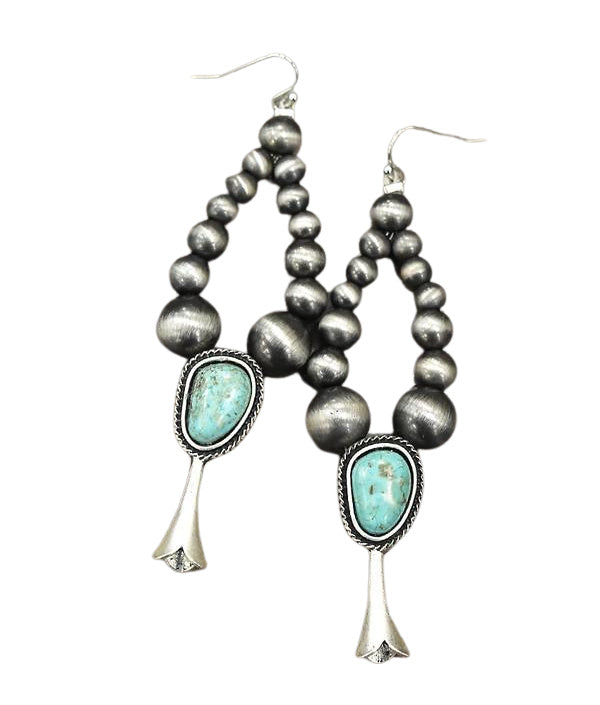 MINERS PASS EARRINGS