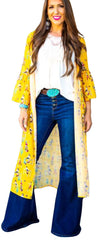 RETRO COWGIRL DUSTER
