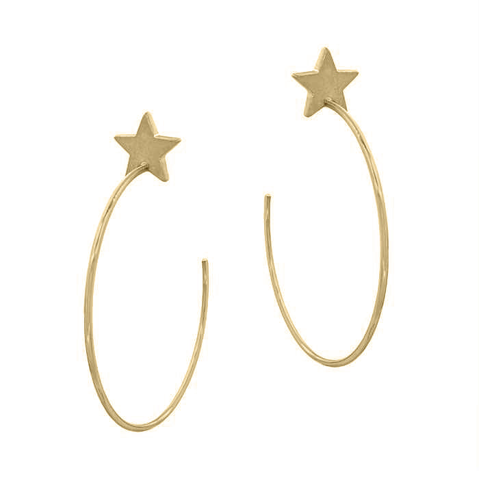 STARSTRUCK EARRINGS - GOLD