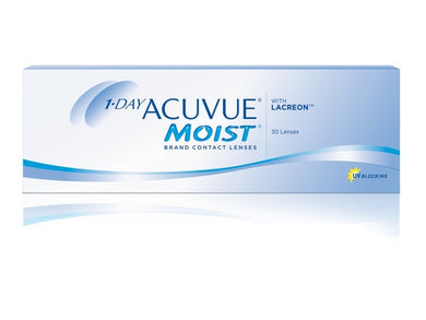 1 DAY ACUVUE® MOIST® CON LACREON® 30 DÍAS