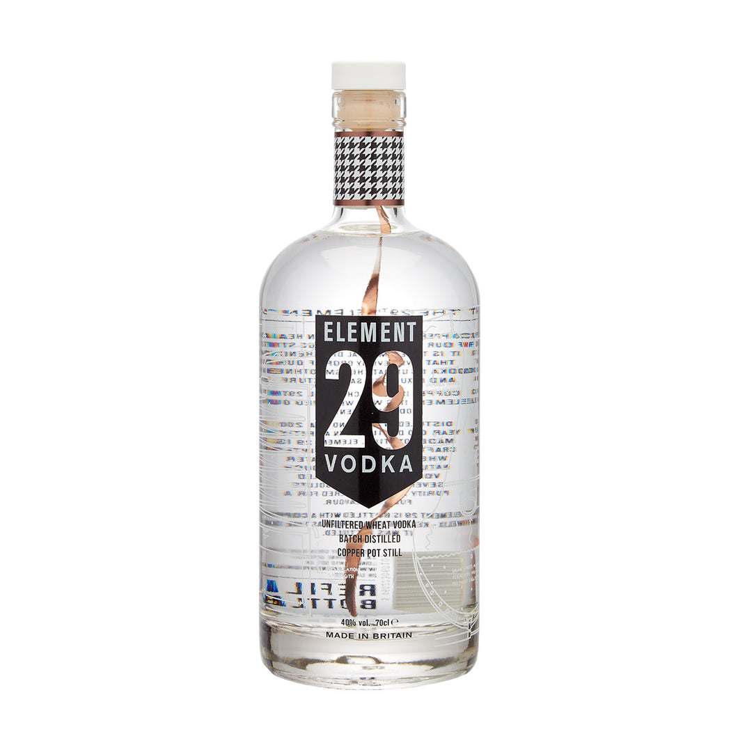 Element 29 Vodka 70cl