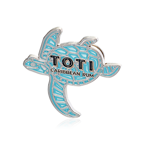 Toti Pin Badge